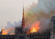 Paris Saint-Germain pledge support to Notre Dame reconstruction