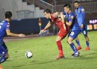 CLB TPHCM giữ ngôi đầu, Sài Gòn FC thua trên sân B.Bình Dương ở vòng 9 V-League 2019