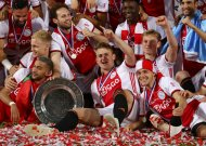 Ajax secure Eredivisie title to complete domestic double