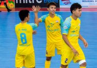 Kardiachain Sài Gòn FC lỡ cơ hội vươn lên đầu bảng giải futsal VĐQG HDBank 2019