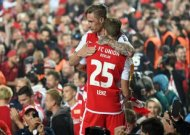 Union Berlin promoted to Bundesliga