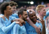 Rampant Man City rout Watford to cement their dominance at the end of tumultuous week
