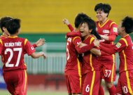 "HCMC Women's football team have a training in Korea, determining to find back their ""Queen"" position"