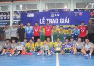 Thái Sơn Nam vô địch giải futsal trẻ TPHCM 2019