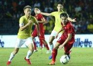 Đội tuyển Việt Nam vượt qua Thái Lan trong trận đấu tại King's Cup