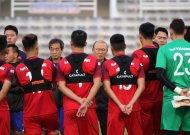 Đội tuyển Việt Nam tập luyện tại Buriram, chuẩn bị cho King's Cup