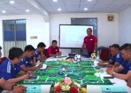 Khai giảng khoá đoà tạo giám sát trận đấu và giám sát trọng tài TPHCM