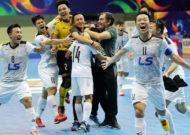 Thái Sơn Nam rơi vào bảng đấu khó tại giải futsal CLB châu Á 2019