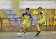 Đội tuyển U20 futsal Việt Nam thua trận đầu tiên trong chuyến tập huấn tại Iran
