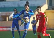 Đội nữ Hà Nội có chiến thắng nhọc nhằn tại giải bóng đá nữ VĐQG – cúp Thái Sơn Bắc 2019