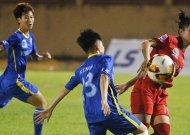 ĐKVĐ Phong Phú Hà Nam mất điểm tại giải bóng đá nữ VĐQG - cúp Thái Sơn Bắc 2019