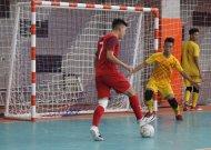 Đội tuyển U20 futsal Việt Nam giành chiến thắng trước U20 futsal Mes Shungun tại Iran