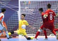 Đội tuyển U20 futsal Việt Nam sớm giành quyền vào vòng knock-out giải futsal U20 châu Á