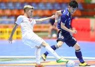 Đội tuyển U20 futsal Việt Nam gặp Indonesia ở tứ kết giải futsal U20 châu Á 2019