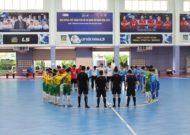 Khai mạc giải futsal trẻ TP.HCM mở rộng 2019
