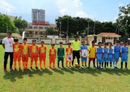 Thăng Long 2019 summer football camp: Incubating football dream
