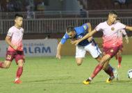 Sài Gòn FC hoà, CLB TPHCM thua tại vòng 14 Wake-up 247 V-League 2019