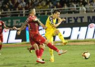 CLB TPHCM hoà, Sài Gòn FC thua ở vòng 18 Wake-up 247 V-League 2019