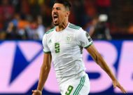 Early Bounedjah goal sets tone for fractious Algeria triumph