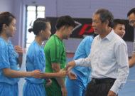 Khai mạc giải futsal nữ TPHCM mở rộng năm 2019 - cúp LS lần 9