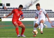 Đánh bại Myanmar, U15 Việt Nam toàn thắng giải U15 Quốc tế