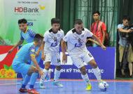 Giải Futsal HD Bank VĐQG 2019: Thái Sơn Nam thắng thuyết phục SS. Khánh Hòa