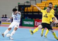 Thái Sơn Nam khởi đầu thuận lợi ở giải futsal các CLB châu Á
