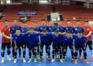Thái Sơn Nam thắng đậm CLB futsal Thammasat YB (Thái Lan) trong trận giao hữu trước giải châu Á