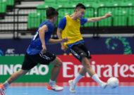 Thái Sơn Nam kết thúc tập huấn, sẵn sàng cho giải futsal các CLB châu Á 2019