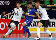 Thắng AGMK (Uzbekistan), Thái Sơn Nam giành hạng 3 giải futsal các CLB châu Á