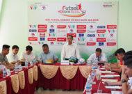 Lượt về giải vô địch quốc gia Futsal HDBank 2019: Hứa hẹn những cuộc đua tranh hấp dẫn
