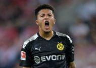 Bundesliga: Jadon Sancho inspires Borussia Dortmund comeback win