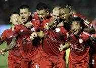 Đánh bại SLNA, TP.HCM thắp hy vọng đua ngôi vương với Hà Nội FC