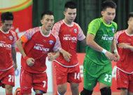 Giải Futsal HDBank VĐQG 2019: Sahako Sài Gòn trở lại ngôi đầu, Đà Nẵng vào nhóm tranh huy chương