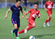 Round 21 of V-League – Saigon FC celebrate victory, HCMC FC nourish the hope to win the title