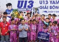 Nhìn lại những khoảnh khắc ấn tượng giải U13 Yamaha Cup 2019 tại Gia Lai