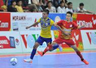 Giải futsal HDBank VĐQG 2019: SS.Khánh Hòa vươn lên nhì bảng