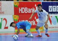 Giải futsal HDBank VĐQG 2019: Thái Sơn Nam tiếp tục phô diễn sức mạnh