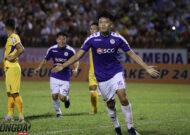 Đánh bại SLNA, Hà Nội FC vô địch sớm 2 vòng đấu