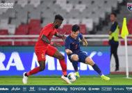 Thái Lan đánh bại Indonesia bằng chiến thắng 3-0