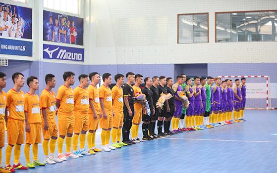 Thông báo thay đổi địa điểm thi đấu vòng 3 giải futsal phong trào TP.HCM 2019