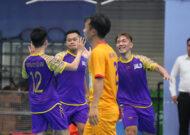 Lượt trận thứ 2 giải futsal phong trào TP.HCM 2019: Trẻ Thái Sơn Nam đại thắng
