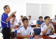Khai giảng khóa đào tạo lớp HLV Futsal sơ cấp năm 2019