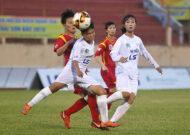 Vòng 9 giải nữ VĐQG – Cup Thái Sơn Bắc 2019: Nhiều cuộc chiến không khoan nhượng