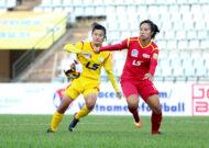 Vòng 8 giải nữ VĐQG – cúp Thái Sơn Bắc 2019: TP.HCM I xây chắc ngôi đầu