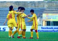 Giải nữ VĐQG tranh Cup Thái Sơn Bắc 2019: TP.HCM I bứt phá