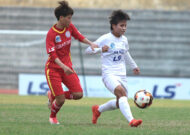 Vòng 11 giải nữ VĐQG Cúp Thái Sơn Bắc 2019: Hà Nội thắng thuyết phục