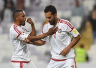 UAE ngược dòng thành công 2-1 trên sân Malaysia