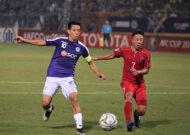 Hà Nội FC chia điểm 2-2 với April 25
