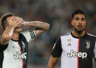 Can and Mandzukic left out of Juventus Champions League squad
